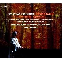 Fagerlund: Hostsonaten [Anne Sofie von Otter; Erika Sunnegårdh; Finnish National Opera Chorus & Orchestra; John Storgårds] [Bis: BIS2357]