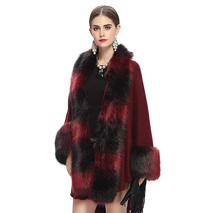 Abrigo Lana Mujer Elegantes Moda Cardigan Polares Irregular Grueso Anchos Festiva Basic Party Parkas Outerwear Abrigo