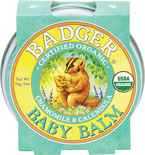 - Badger Baby Balm - 2 oz Tin