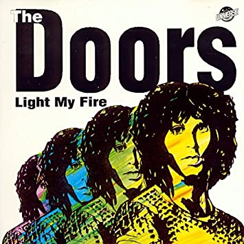 Image result for the doors light my fire images