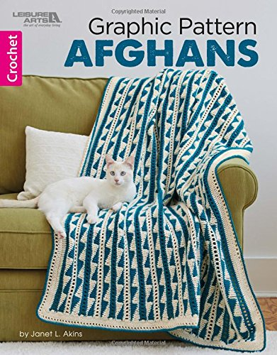 Graphic Pattern Afghans: Crochet ()