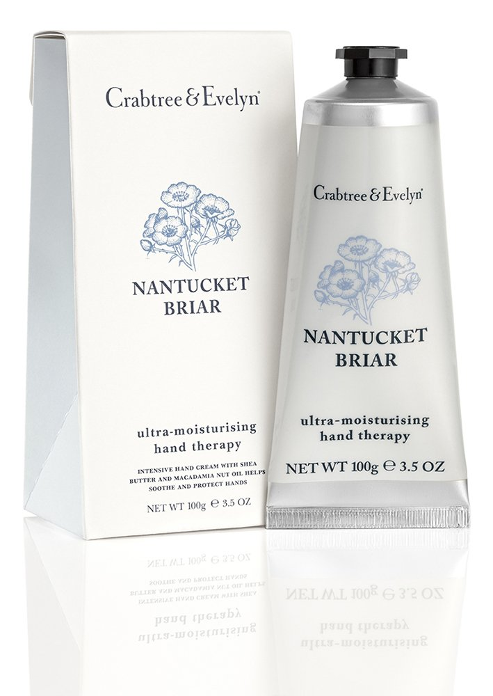 Crabtree & Evelyn Nantucket Briar ultra-moisturizing hand therapy, 1er Pack (1 x 100 g) 81086