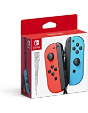Nintendo - Mando Joycon Set, Color Azul Y Rojo (Nintendo Switch)
