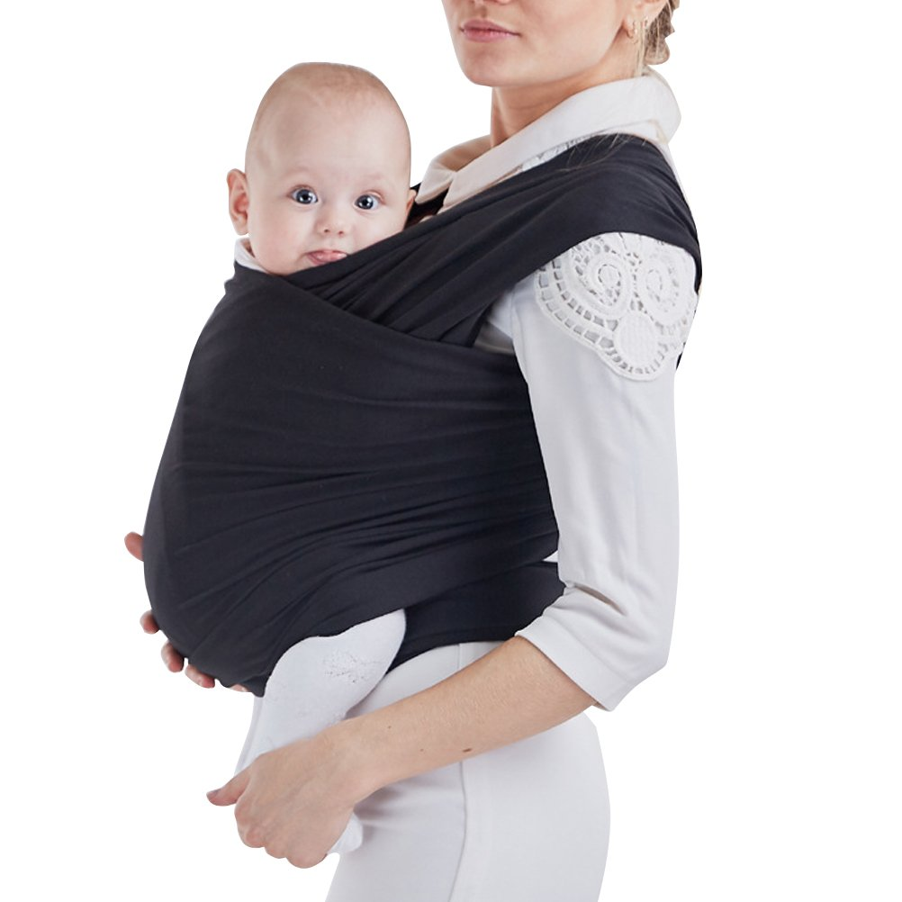 ARAUS-Echarpe de Portage Pour Transporter le Bébé,Sac à dos Porte Bébé  CuddleBug pour Enfant Nouveau-né (gris)  Amazon.fr  Bébés   Puériculture 1412e42efcb