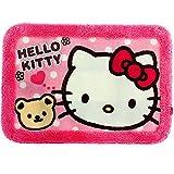Hello Kitty Bath Mat Rug Bathroom Floor Non-Slip (Pink)