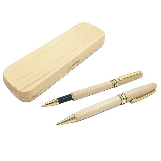 Kugelschreiber Stift aus Holz kein Magnum Roller Stift NEU