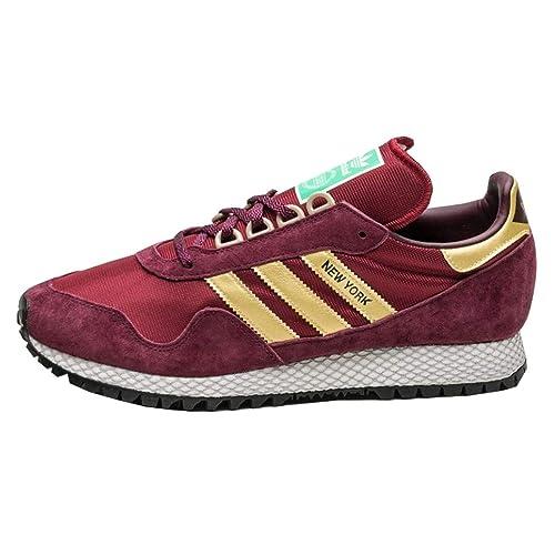 adidas - Botines Hombre, Color Rojo, Talla 39 EU: Amazon.es: Zapatos y complementos
