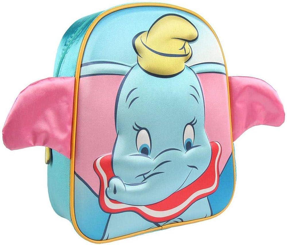 31 cm viola. Artesania Cerda Mochila Infantil 3D Congelato Zaino per bambini