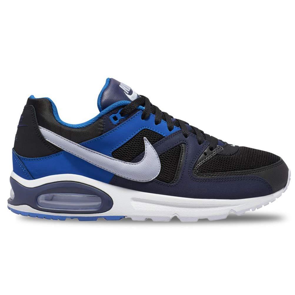 Noir (noir Ghost noirened bleu Game Royal blanc 048) 45.5 EU Nike Air Max Comhommed, paniers Mode Homme
