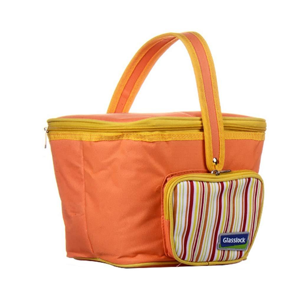 BWBLIZI Isolierbeutel wasserdichter Beutel Tragbare Brotdose Lunchpaket Handtasche Tragbar Mehrere Spezifikationen (Farbe   F)