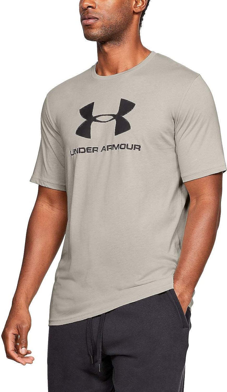 Under Armour Men's Sportstyle Logo Short Sleeve T-shirt