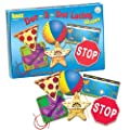 Lauri Toys Dot-2-dot Lacing Shapes by Patch Products
