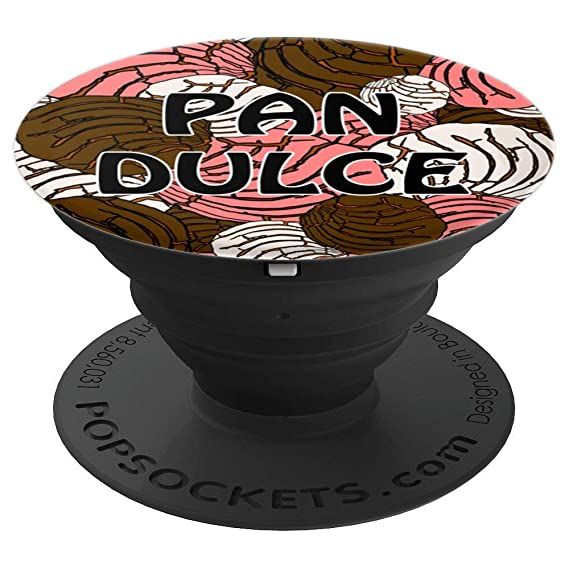 Pan Dulce Conchas Mexican Sweet Bread Pastry Bakery - PopSockets Grip and Stand for Phones and