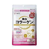 AFC Japan Collagen White Beauty with Marine Collagen Peptide, Glutathione, L-Cystine - 1.5X Better Absorption Than Other Collagen – for Skin Firmness & Whitening– 90 Days Supply