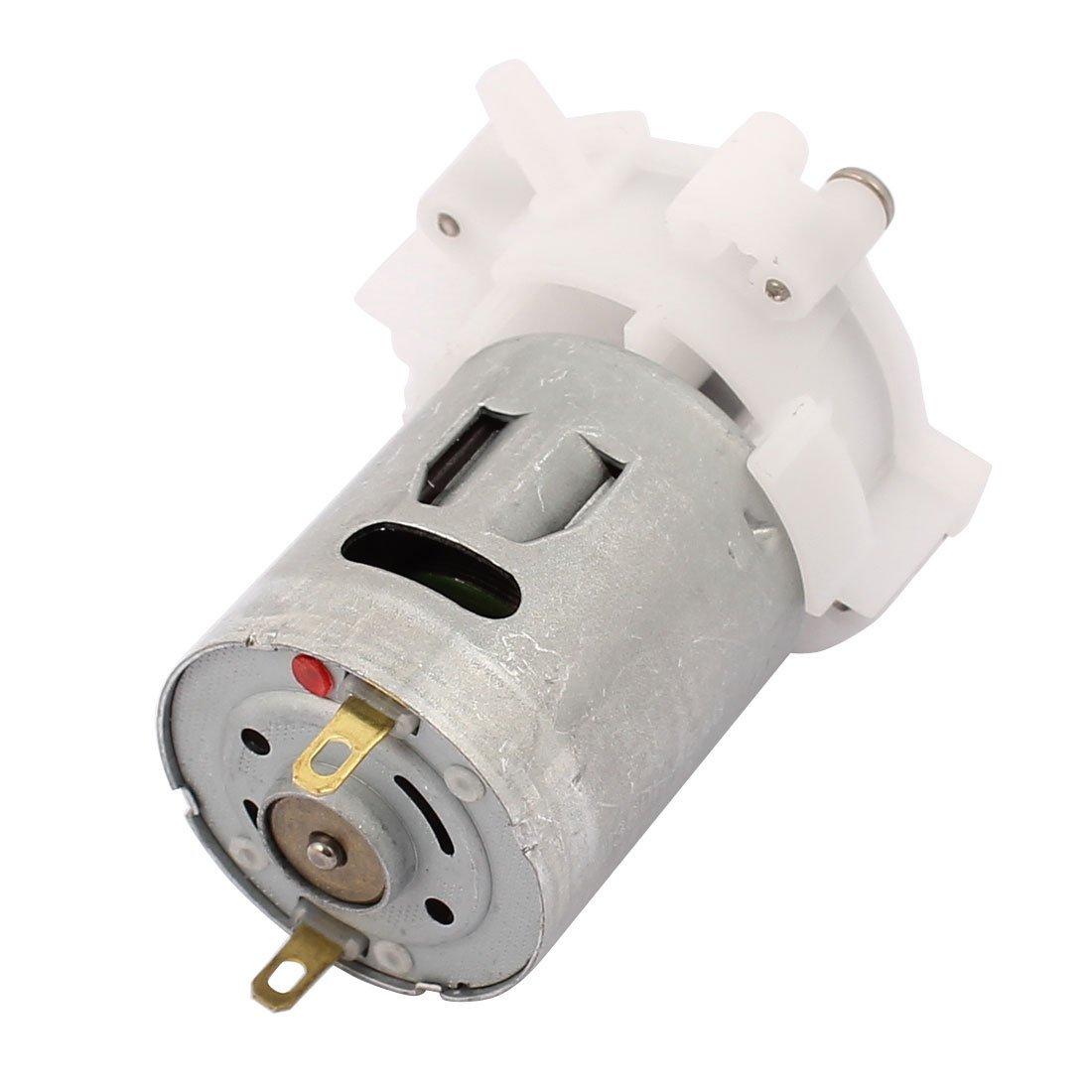eDealMax eDealMax (R) CC 3-6V de agua eléctrico de bombeo Micro motor de la bomba RS-360 - - Amazon.com