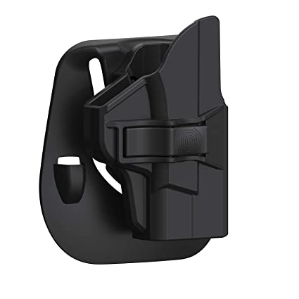 Amazon.com: S & W M & P Shield/40 Paddle Holster, Tactical ...