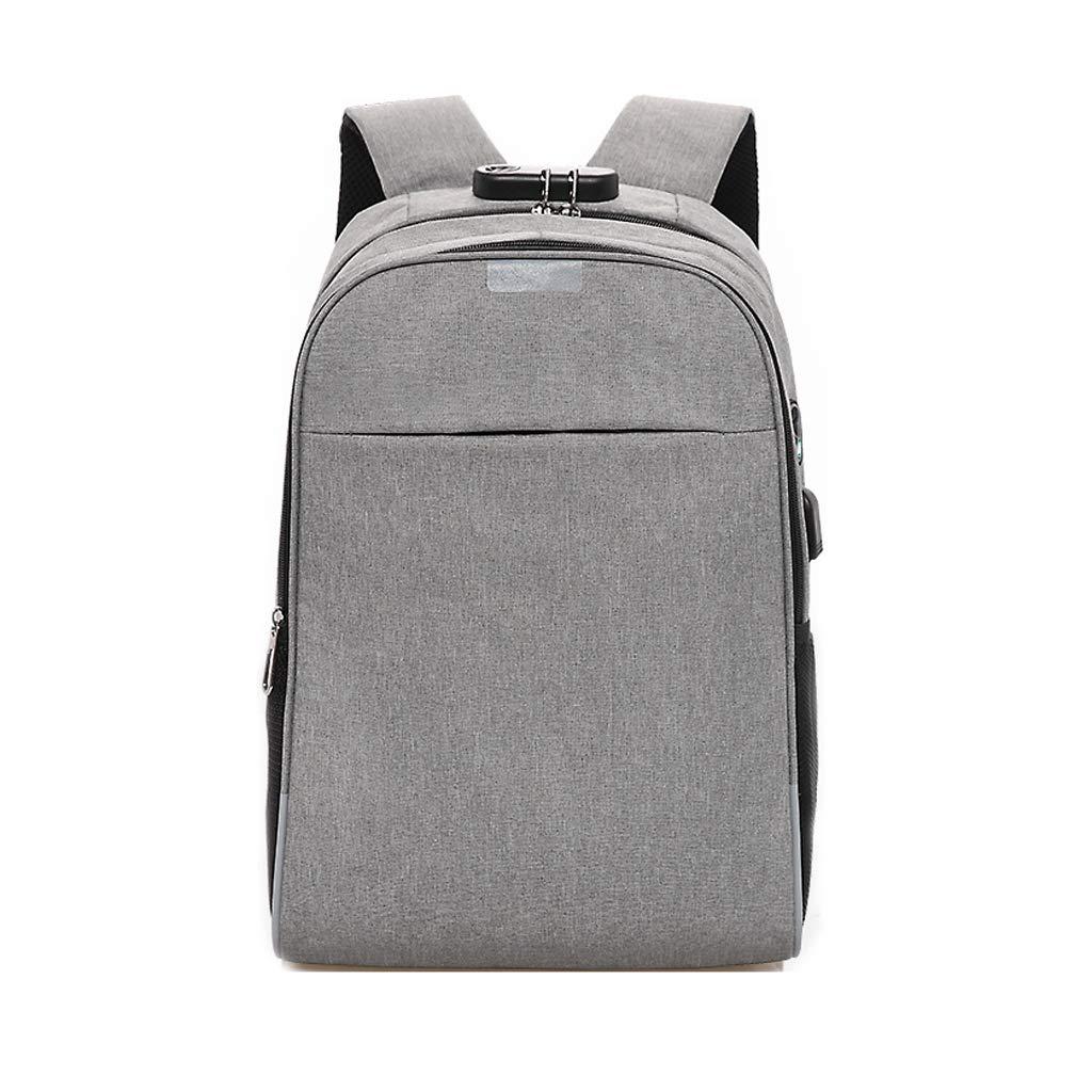 LBYMYB Männlicher Geschäfts-Computer-Rucksack Mit Verschluss-Rucksack Korean Female College Student Bag Kinderrucksack
