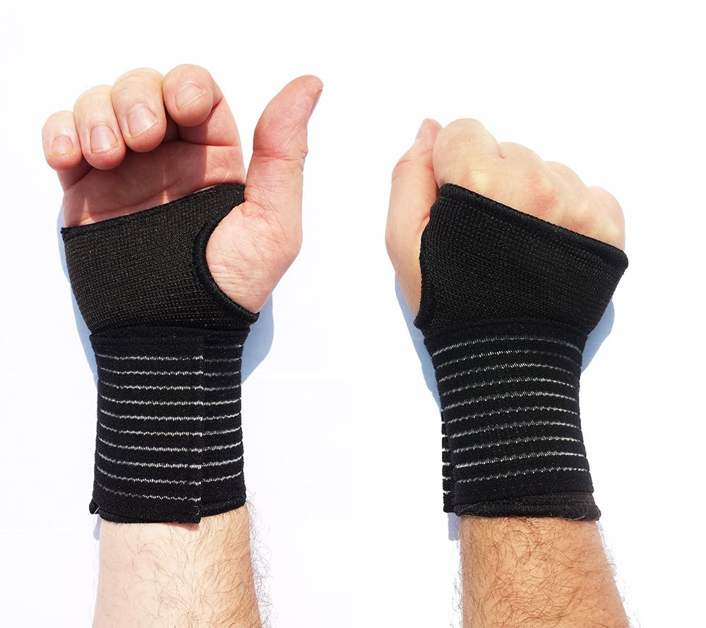 Kasp Exercise Gloves with Wrist Support