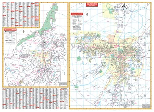 Amazon.com: 2001 Rome/Floyd County, Ga (City Wall Maps ... on