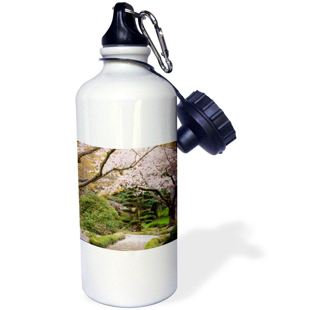 wb/_190894/_1 -Sports Water Bottle 21 oz Multicolor 21oz Ashland Oregon Spring Scenic in Lithia Park 3dRose USA