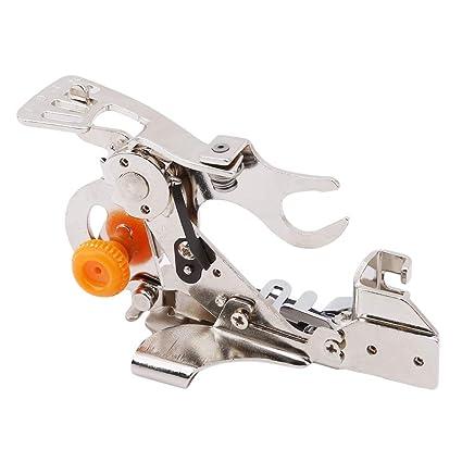 L_shop Prensatelas para máquina de Coser, de la Marca, Volantes Ajustables, para máquina