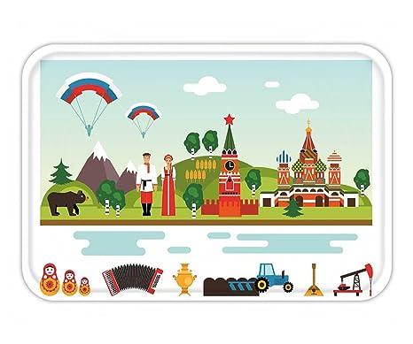 Amazon Beshowere Doormat Famous Landmarks And National Symbols