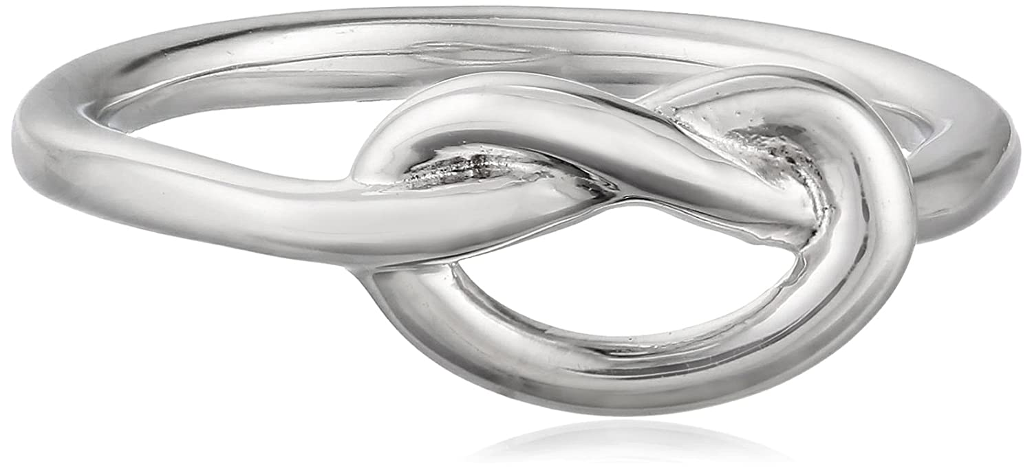 Rope Knot Ring Size 6 Amazon Collection T355704-6