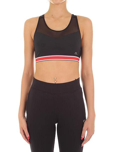 Calvin Klein 00GWT9K127 Reggiseno Sportivo Mujeres: Amazon.es ...