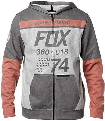 TALLA M. Fox Racing - Sudadera con capucha - para hombre