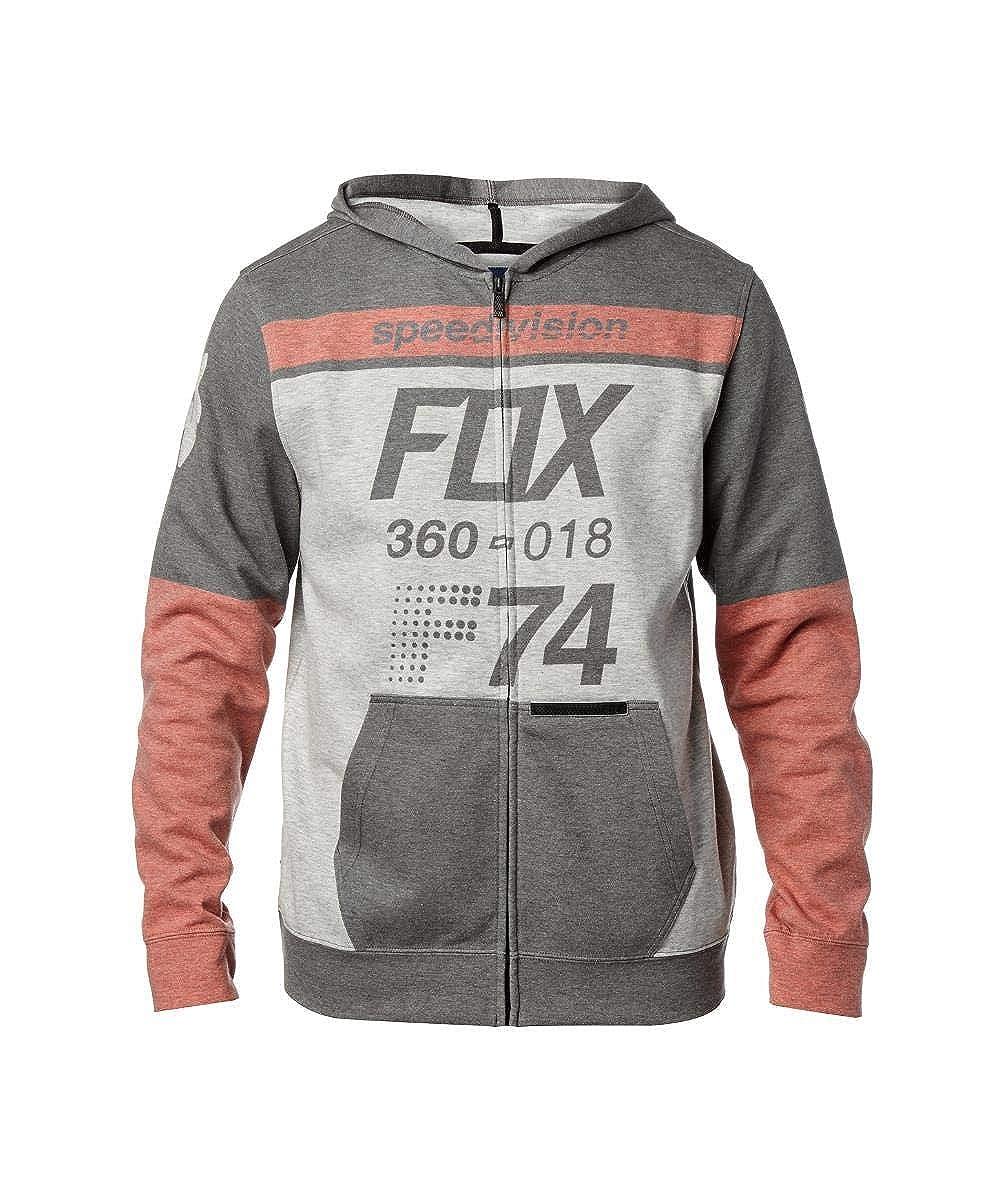 Fox Racing - Sudadera con Capucha - Sudadera - Manga Larga - para Hombre Negro Negro XX-Large: Amazon.es: Ropa y accesorios