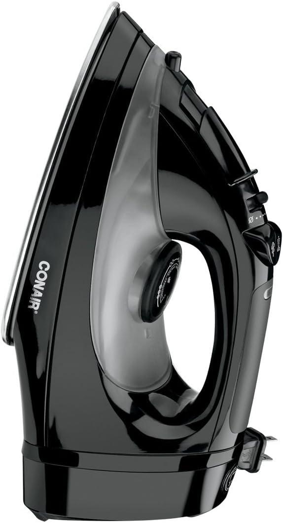 Retractable Cord CONAIR WCI306RBK Iron,Black,8 ft 116787, 116791 R LOC. EE-12