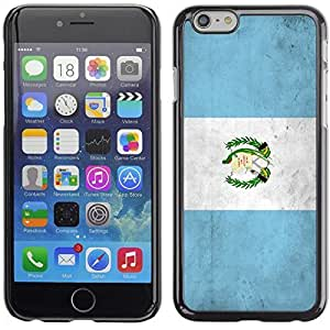 Graphic4You Vintage Guatemalan Flag of Guatemala Design Hard Case Cover for Apple iPhone