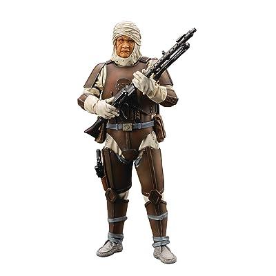Kotobukiya Star Wars Bounty Hunters: Dengar Artfx+ Statue: Toys & Games