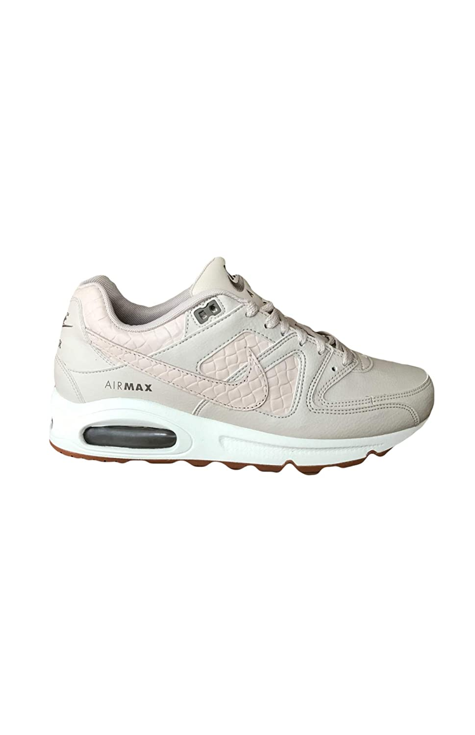 7bfcf272ee Nike Women's Wmns Air Max Command PRM Short Long Boots, WHITE/BLACK-WOLF  GREY, 11: Amazon.co.uk: Sports & Outdoors
