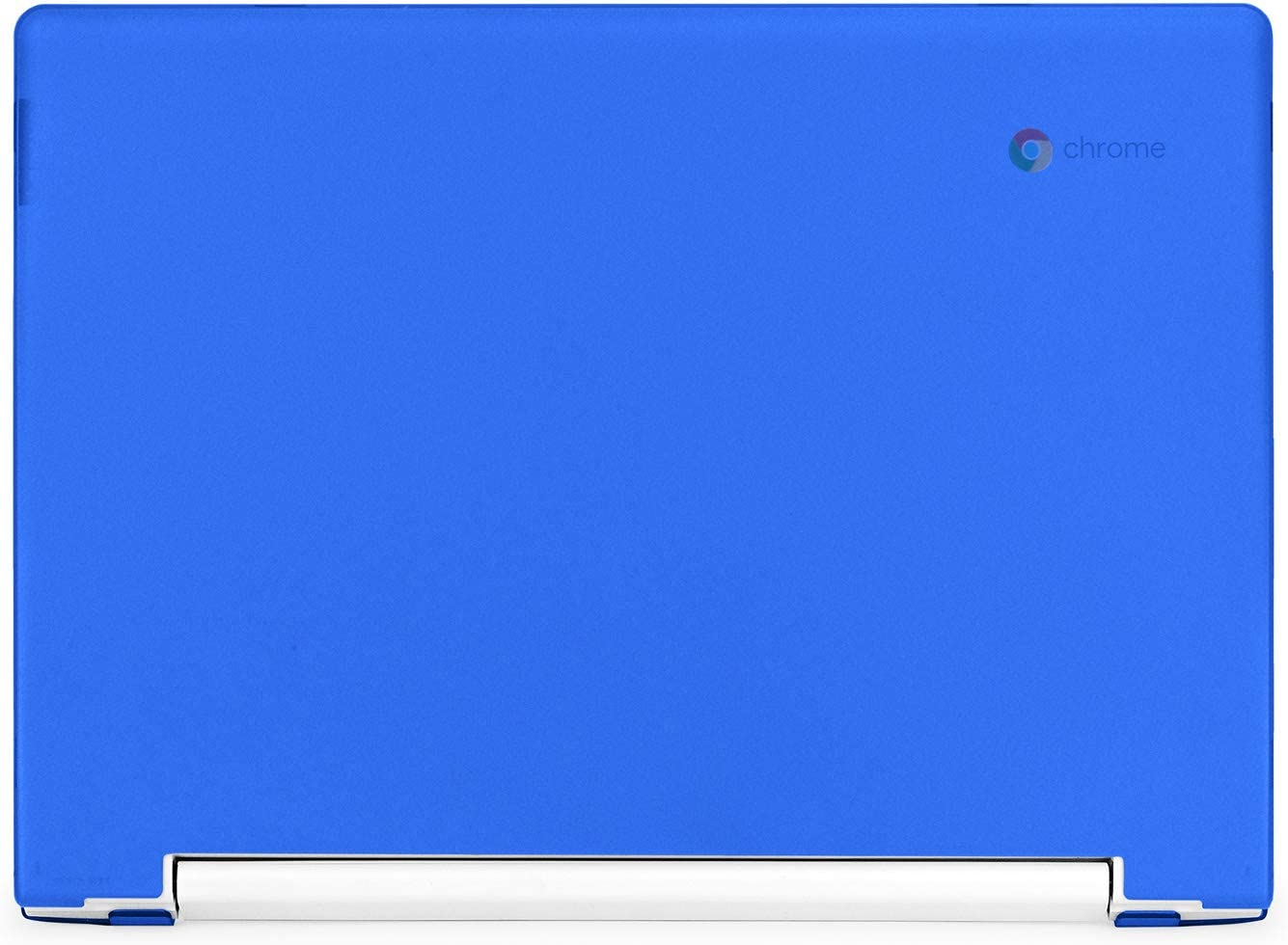 "mCover Hard Shell Case for Late-2018 11.6"" Lenovo C330 Series Chromebook Laptop (NOT Fitting Lenovo N21 N22 N23 N24 100E 300E 500E Flex 11 Yoga 11e Chromebook) (LEN-C330 Blue)"