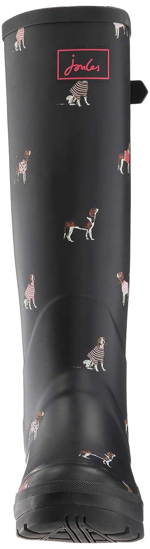 Tom Joule Damen Wellyprint Gummistiefel, Blkjdog) Schwarz (schwarz Jumper Dog Blkjdog) Gummistiefel, f2bb70