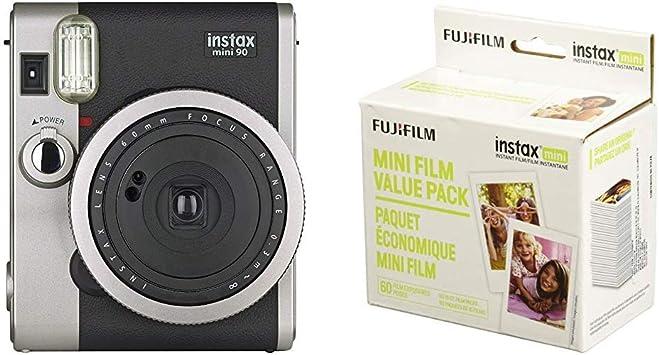 Fujifilm Instax mini película DP 3er Pack para imágenes 60