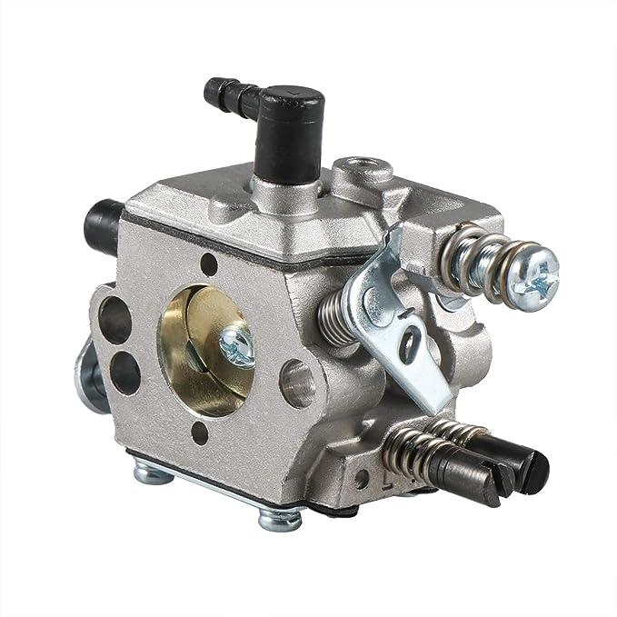 jrl carburador Carb Para 45 cc 52 cc 58 cc Tarus de motosierra ...