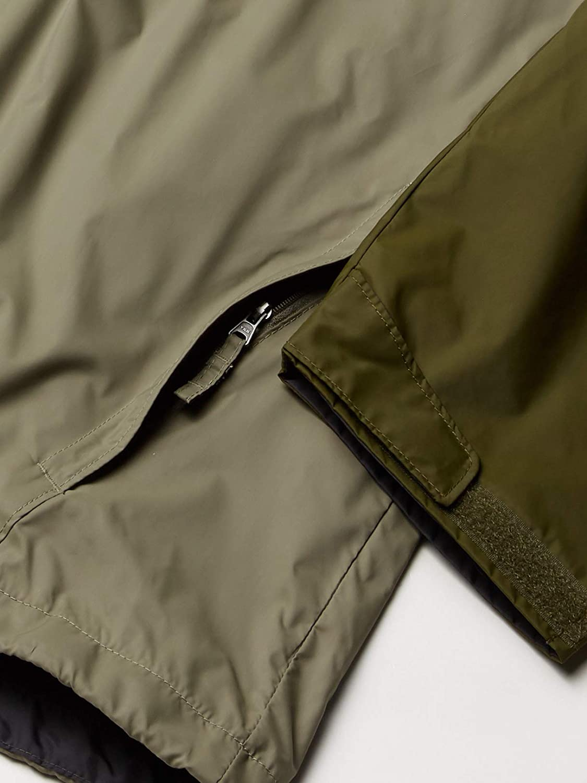 -Sage//new olive 5X Waterproof /& Breathable Outerwear Columbia Mens big Glennaker Lake Lined Rain Jacket