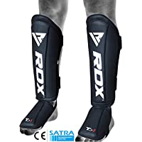 RDX Shin Guard MMA Instep Leg Pads Protective Gear Thai Boxing Training Kickboxing
