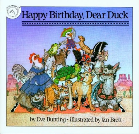 Happy Birthday, Dear Duck by Clarion Books (Image #1)