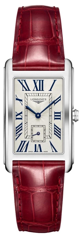 [ロンジン]LONGINES 腕時計 ロンジン ドルチェヴィータ クォーツ L5.755.4.71.5 メンズ 【正規輸入品】 B076V6D29K