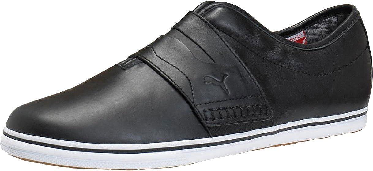 Puma Penny Rey Mens Sneakers, Size:13 UK, Color: Black