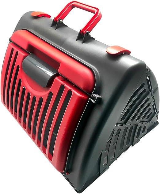 Dizelin Transportín Triangular Plástico De Gato 45 * 35 * 30Cm 1 Unidad 500 g: Amazon.es: Productos para mascotas