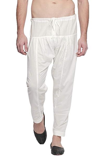 Amazon.com: In-Sattva Mens Traditional Indian Pure Cotton ...