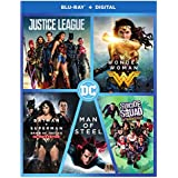 DC 5 Film Collection BD [Blu-ray]