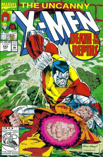 The Uncanny X-Men #293 : The Last Morlock Story (Marvel Comics)