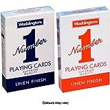 Waddington No.1 Playing Cards 12 packs / Display