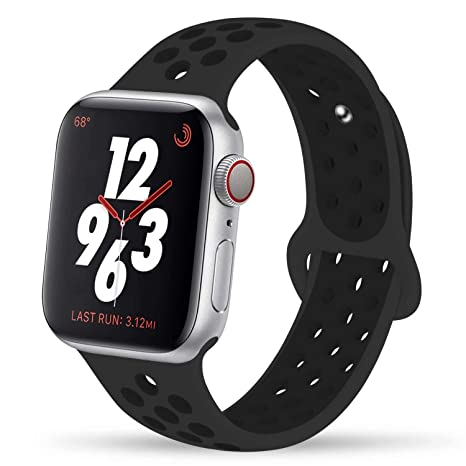 Amazon.com: YC YANCH Compatible for Apple Watch Band 38mm ...