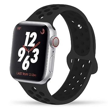 Amazon.com: YC YANCH - Correa de repuesto para Apple Watch ...